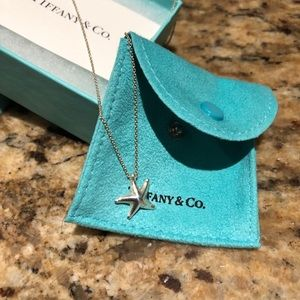 Elsa Peretti - Tiffany's Starfish Pendant